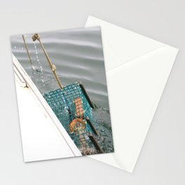 the Nautical Press / lobster boat Stationery Cards