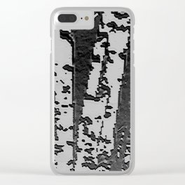 PiXXXLS 122 Clear iPhone Case