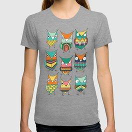Give a hoot T-shirt