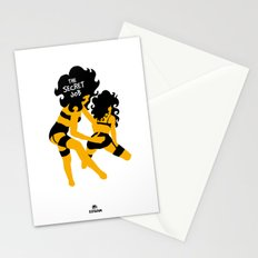 SECRET JOB - CENSURED Stationery Cards