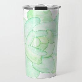 Crassula - Green Succulent Travel Mug