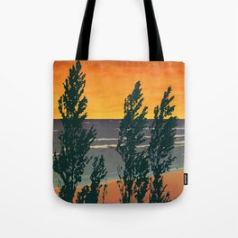 Pinery Provincial Park Poster Tote Bag