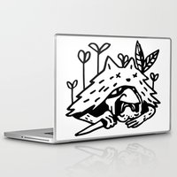 hunter Laptop & iPad Skins featuring Hunter by Tipitina