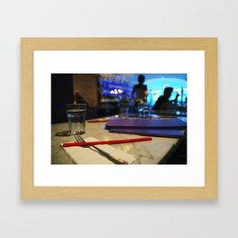 Thai Framed Art Print