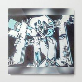 A.R.T. Metal Print