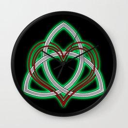 Heart of God Wall Clock