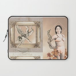 Snow White and the Falling Angels Septet Laptop Sleeve