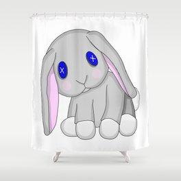 Hunny Bunny Shower Curtain
