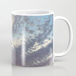 Sunset cloudy sky Coffee Mug