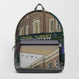 London Sunrise Backpack