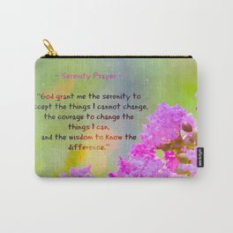 Serenity Prayer - II Carry-All Pouch