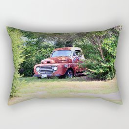 1950 Ford F100 Rectangular Pillow