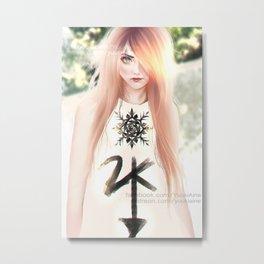 2k Metal Print