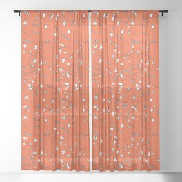 Florium (15) Sheer Curtain