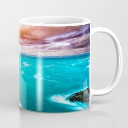 Fire and Water Sea Coffee Mug
