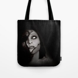 Even Angels Fall Tote Bag