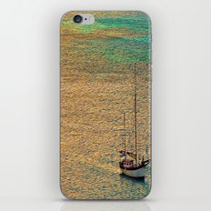 Sailing From the Sunset iPhone & iPod Skin