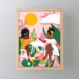 Women's Day by Cindy Rose Studio Framed Mini Art Print