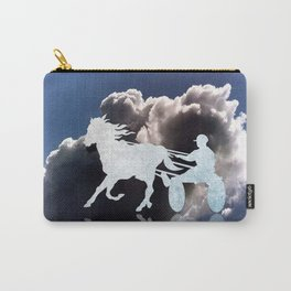 Chariots of Fire - Harness Racing Carry-All Pouch