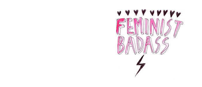 Feminist Badass Coffee Mug