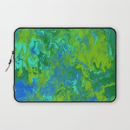 Paint Pouring 36 Laptop Sleeve