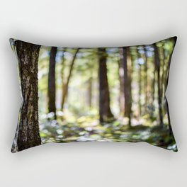 Dappled Sunlight Rectangular Pillow