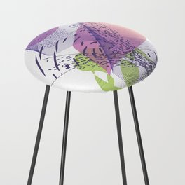 double vision Counter Stool