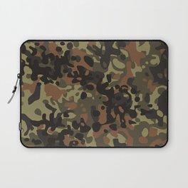 Fleck Tarn Camoflauge  Laptop Sleeve