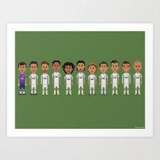Madrid 2013 Art Print