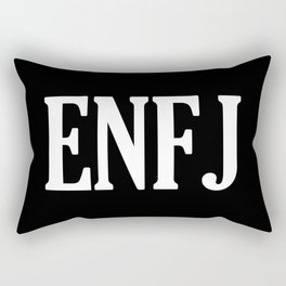 ENFJ Personality Type Rectangular Pillow