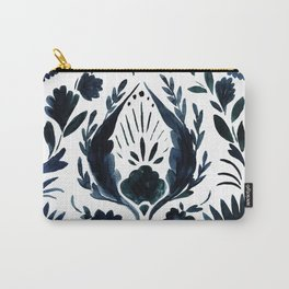 Nadia Flower Carry-All Pouch
