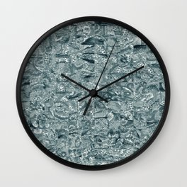 Abstract 207 Wall Clock