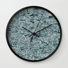 Abstract 207 Wall Clock