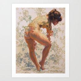 Dupontii Reprise Art Print