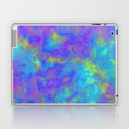 Psychedelic Mushrooms Effects Laptop & iPad Skin
