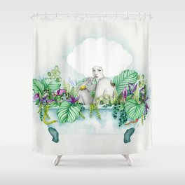 Ivy Shower Curtain