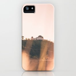 Griffith Observatory Los Angeles (LA) iPhone Case