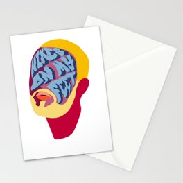 NIKES ON MY FEET Stationery Cards