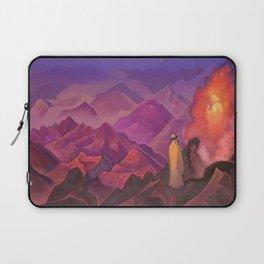 12,000pixel-500dpi - Nicholas Roerich - Mohammed The Prophet - Digital Remastered Edition Laptop Sleeve