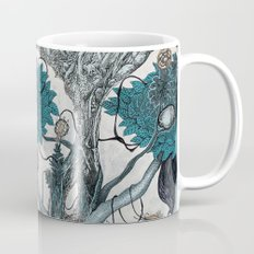 Abstract Jungle  Mug