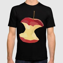 Geo Apple Core T-shirt