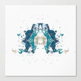 Inkdala VI Canvas Print