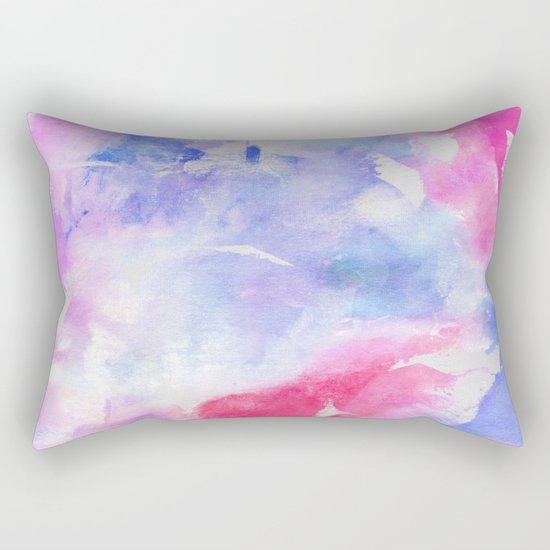 Abstract 66 Rectangular Pillow
