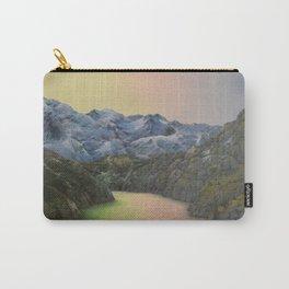 Alpine Sunrise Carry-All Pouch