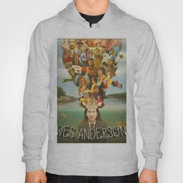 The Mind of Wes Anderson Hoody