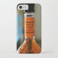 whisky iPhone & iPod Cases featuring whisky by Marina Khamhaengwong