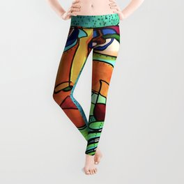 Wine Snob Leggings