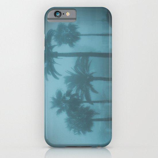 Blue memories iPhone & iPod Case
