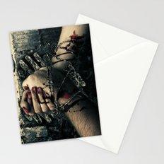 TIL DEATH DO US PART Stationery Cards