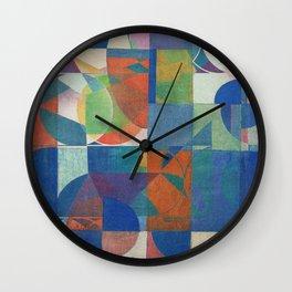 In Flexible Wall Clock